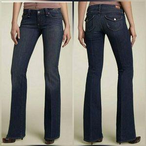 Nwot Paige Jeans pico Boot Cut 26